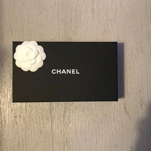 Chanel BOX ONLY